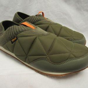 Teva Men's Ember Moc Shoe, Winter Moss